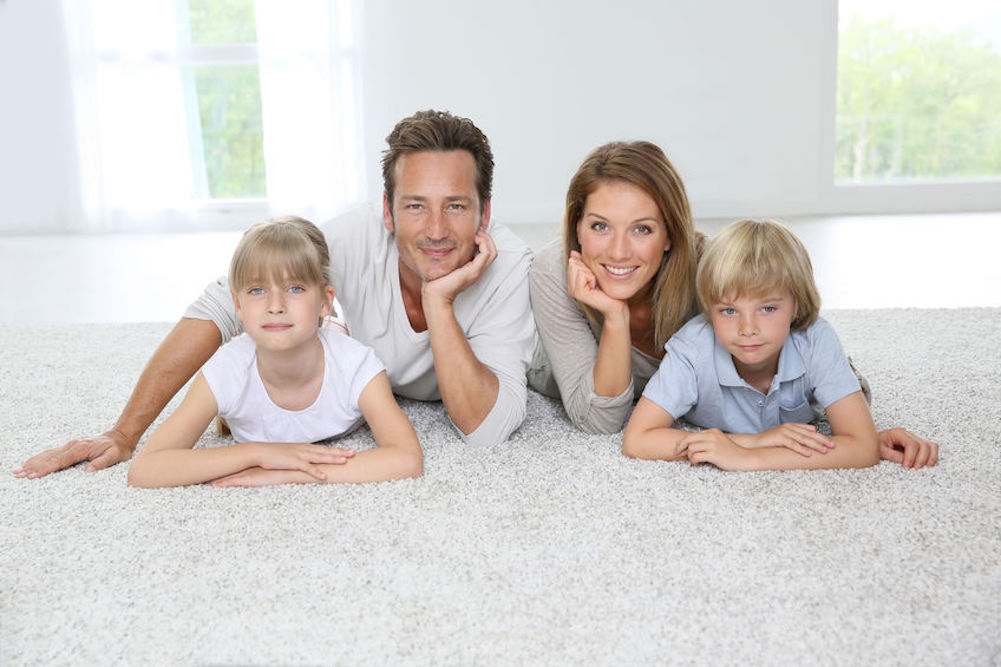 Carpeting Creates a Cozy Home Atmosphere