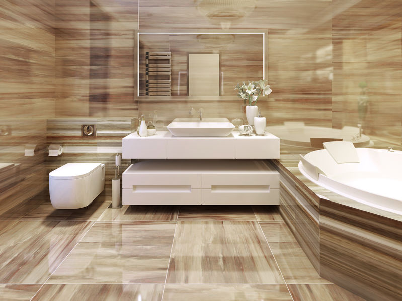 Why Your Next Floor Should Be Wood-Look Ceramic Tile