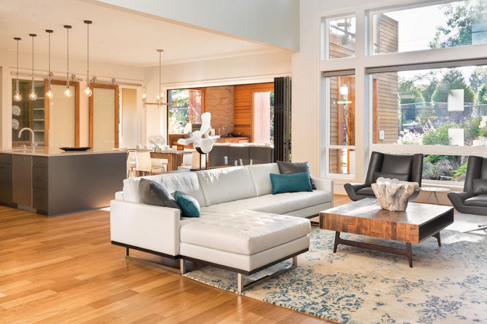Stone, Hardwood or Carpet?