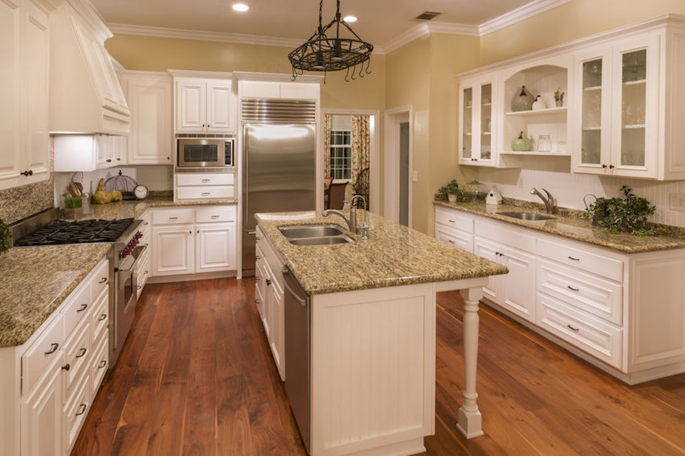 Glass Cabinet Doors Are An Excellent Choice For Your Kitchen