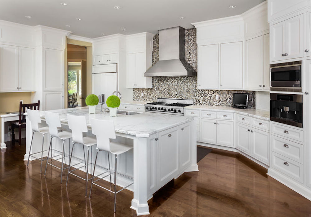 Why You Should Go With White Cabinets In Your Home