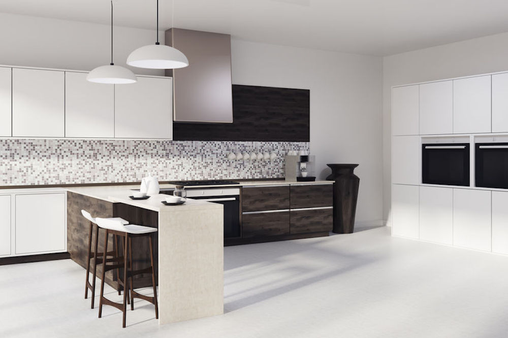 Elevate the Overall Appearance of Your Kitchen with a Modern Design
