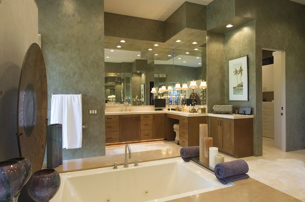 Revamp Your Bathroom With Cabinets by Flooring Innovations