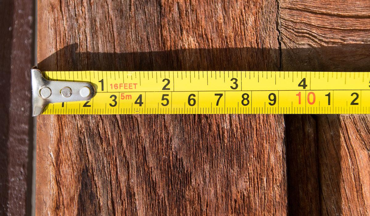 Measuring For Hardwood Floors Palm Springs Flooring
