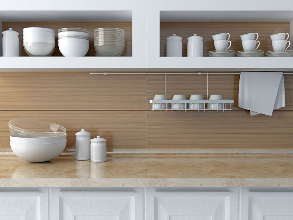 3 Reasons To Go With Open Cabinets In Your Kitchen