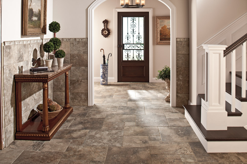 Tile Floors by Flooring Innovations